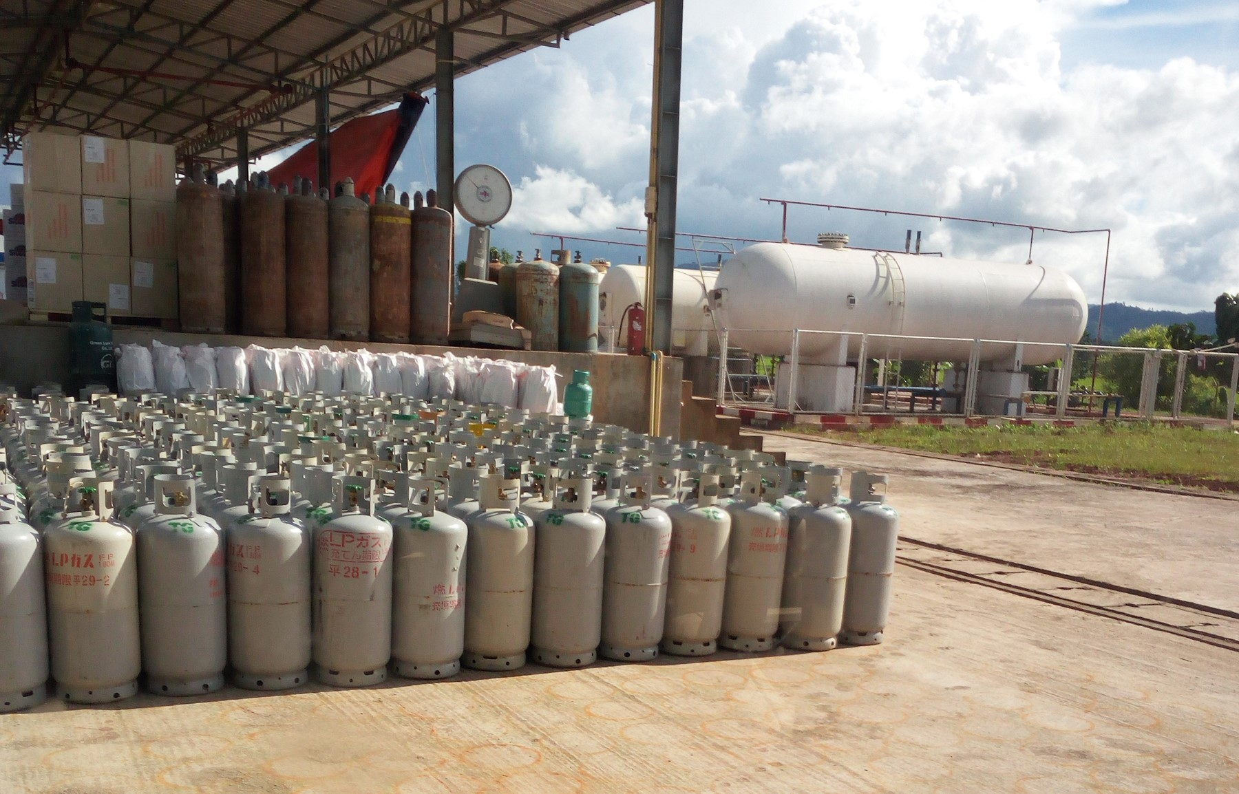 Study Report - Study of LPG Market in Myanmar - 2019