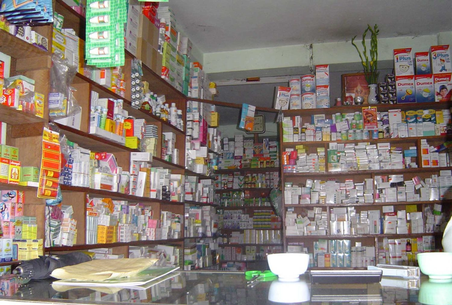 Study Report – Study of Pharmaceutical Market in Myanmar