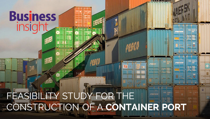 FEASIBILITY STUDY FOR THE CONSTRUCTION OF A CONTAINER PORT