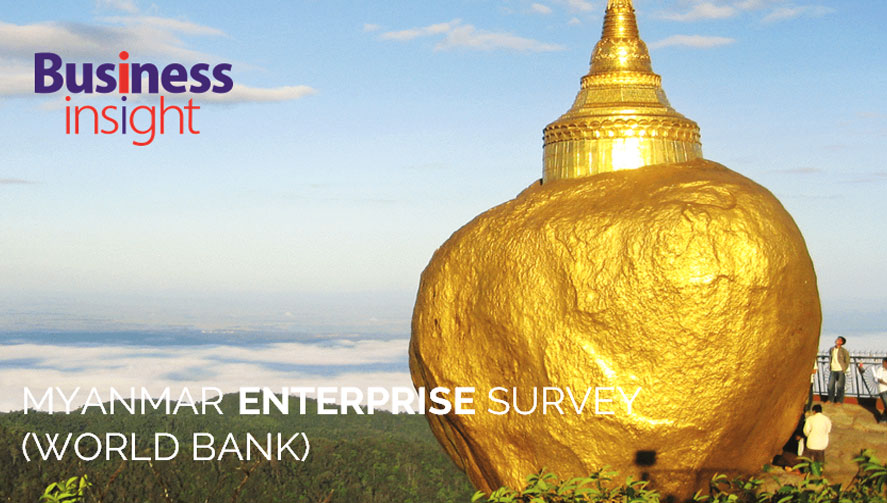 MYANMAR ENTERPRISE SURVEY (WORLD BANK)
