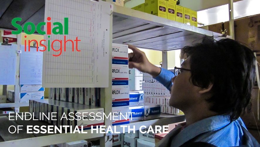ENDLINE ASSESSMENT OF ESSENTIAL HEALTH CARE