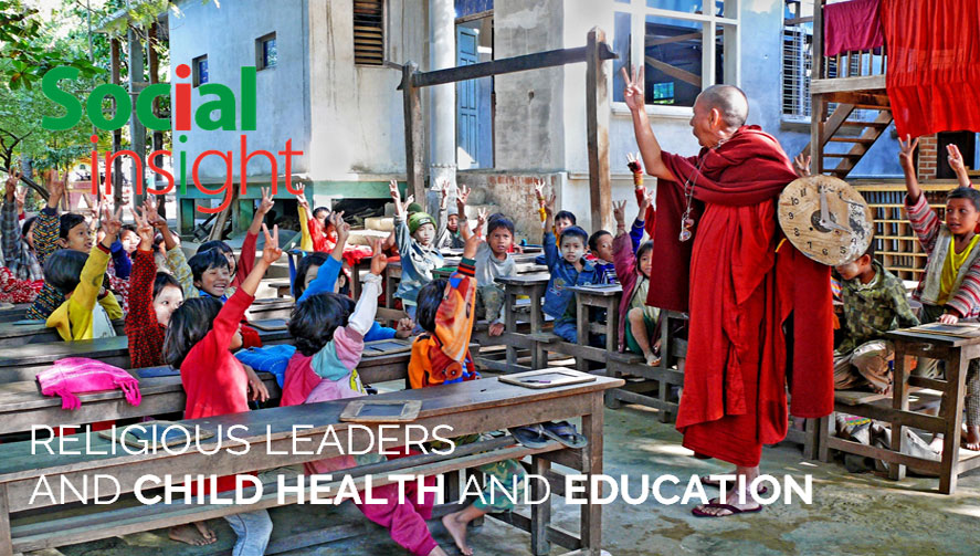 RELIGIOUS LEADERS AND CHILD HEALTH AND EDUCATION
