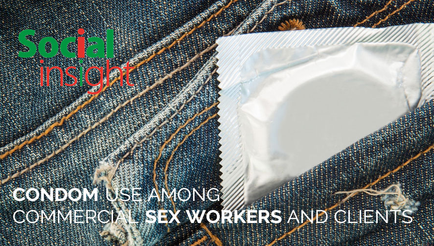 CONDOM USE AMONG COMMERCIAL SEX WORKERS AND CLIENTS