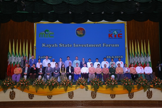 Kayah Investment Opportunity Survey