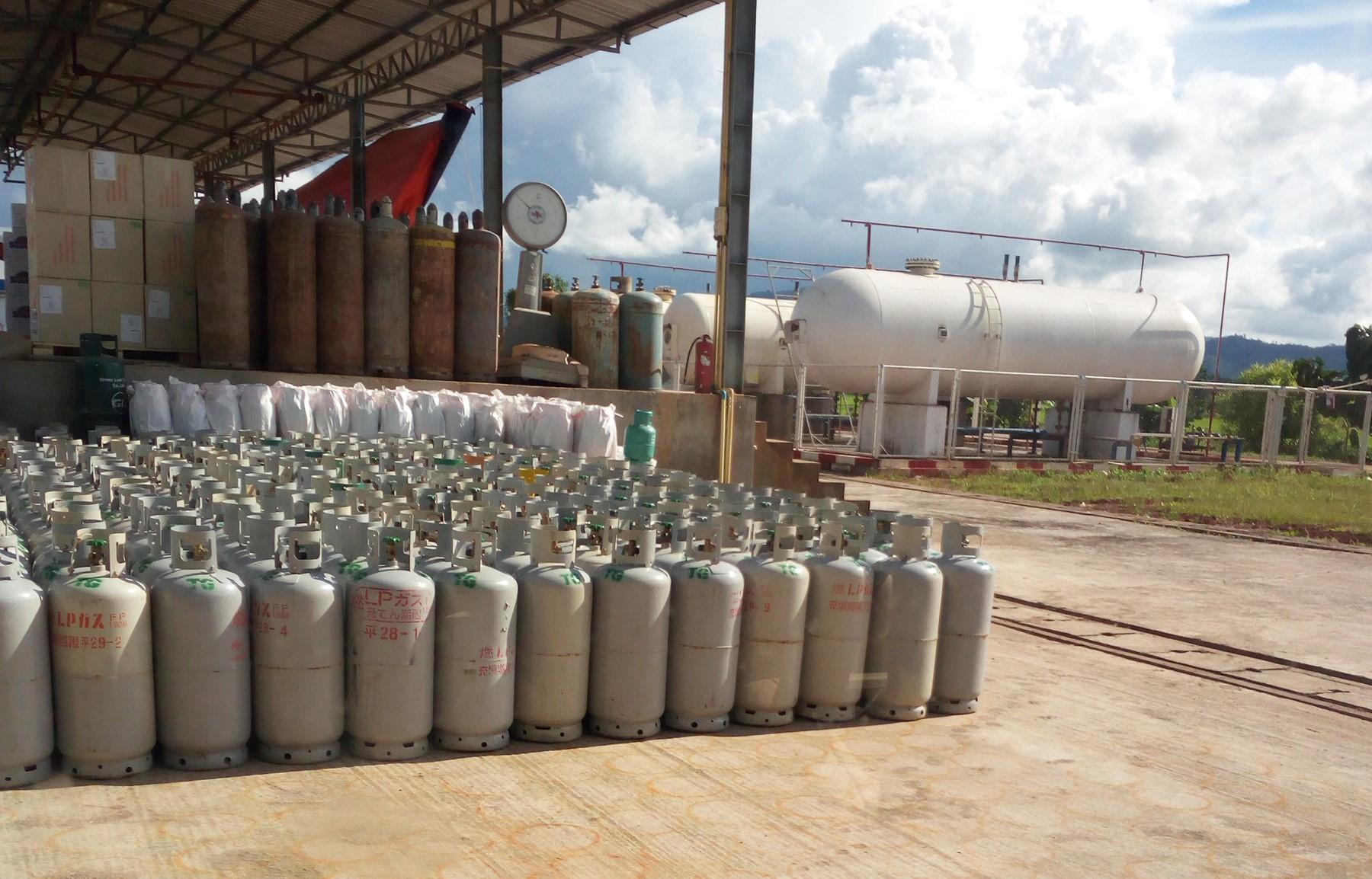 Study Report - Study of LPG Market in Myanmar - 2019