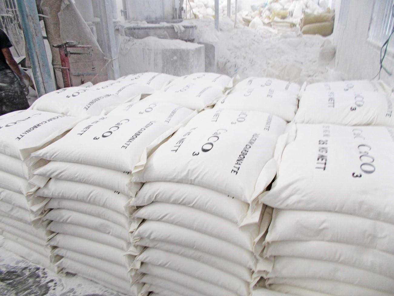 Study Report - Study of Calcium Carbonate (CaCO3) Market in Myanmar 2014