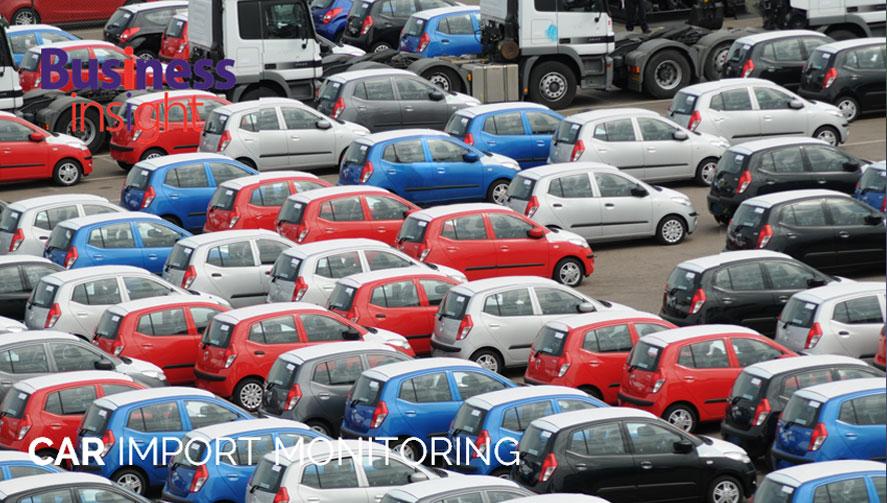 CAR IMPORT MONITORING